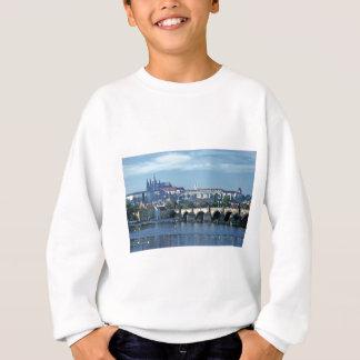 チャールズBrdgeプラハ城トムWurl.jpg スウェットシャツ