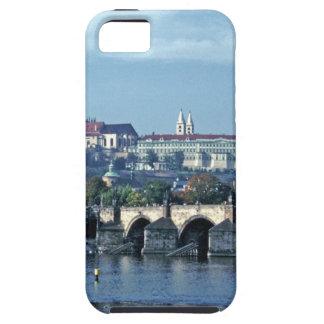 チャールズBrdgeプラハ城トムWurl.jpg iPhone SE/5/5s ケース