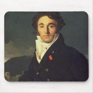 チャールズCordier 1811年のポートレート マウスパッド