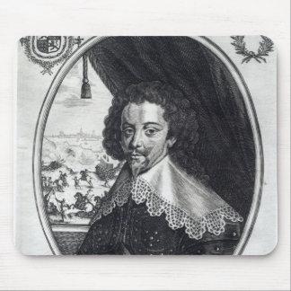 チャールズde Luynes Marquis d'Albert マウスパッド