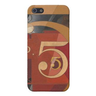 チャールズDemuth芸術 iPhone SE/5/5sケース