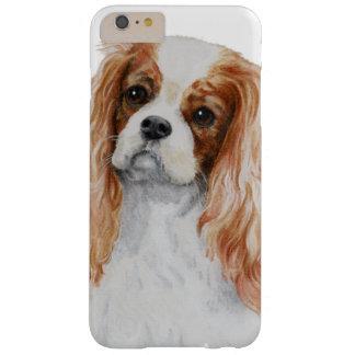 チャールズDog Iphone Case Blenheimの無頓着な王 Barely There iPhone 6 Plus ケース