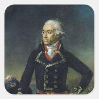 チャールズFrancois du Perier Dumouriez スクエアシール