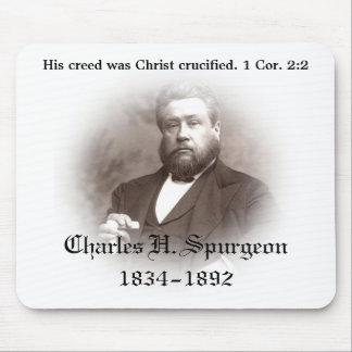 チャールズHaddon Spurgeonマウスパッド マウスパッド