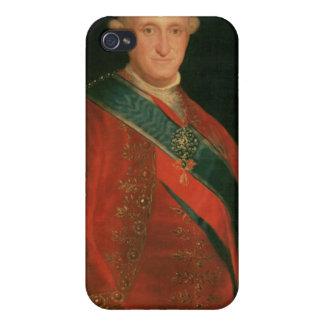 チャールズIV iPhone 4/4S カバー