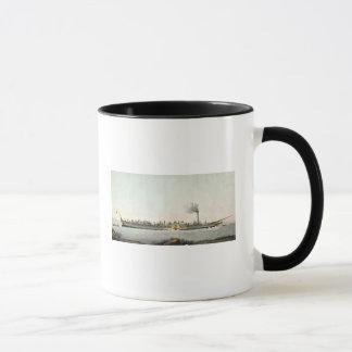 チャールズPhilippeの最初の蒸気船 マグカップ