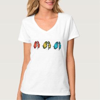 チャールズT-Shirt無頓着な王 Tシャツ