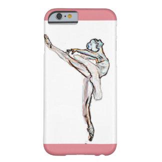 チュチュの花型女性歌手の電話箱 BARELY THERE iPhone 6 ケース