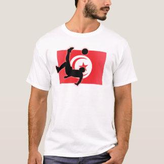 チュニジアのバイシクルキック Tシャツ
