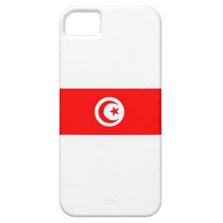 チュニジアの国旗の名前の文字の記号 iPhone SE/5/5s ケース