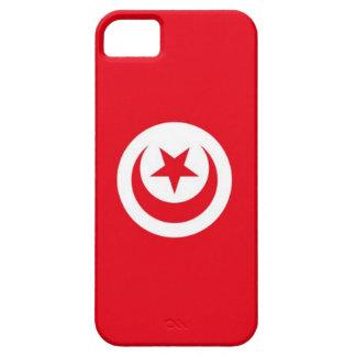 チュニジアの国旗 iPhone SE/5/5s ケース