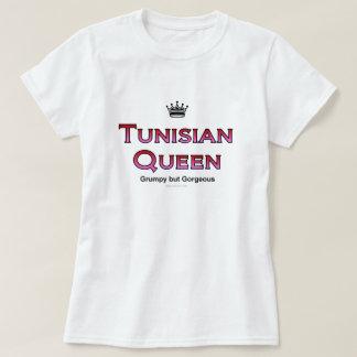 チュニジアの女王は豪華です Tシャツ