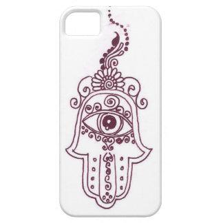チュニジアの悪のまなざしのhenna iPhone SE/5/5s ケース