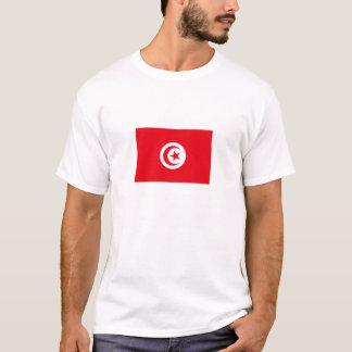 チュニジアの旗のTシャツ Tシャツ