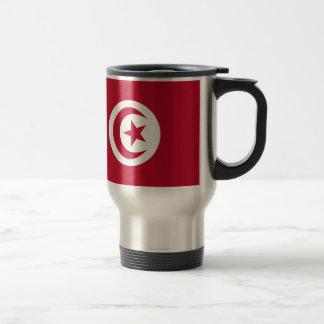 チュニジアの旗 トラベルマグ