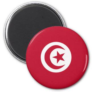 チュニジアの旗 マグネット