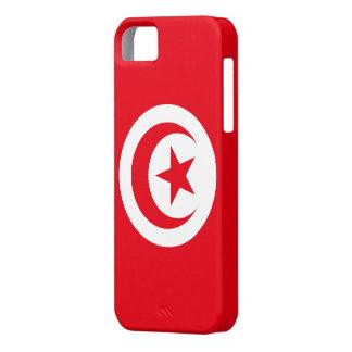 チュニジアの旗 iPhone SE/5/5s ケース