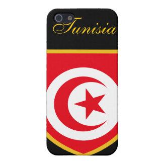 チュニジアの美しい旗 iPhone 5 カバー