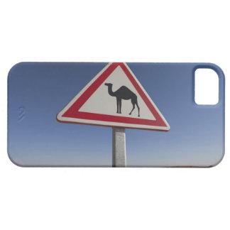 チュニジアのKsour区域、Ksar Ghilane、壮大なエルグ6 iPhone SE/5/5s ケース