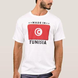 チュニジアは作りました Tシャツ
