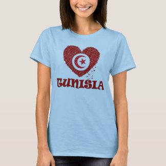 チュニジア Tシャツ