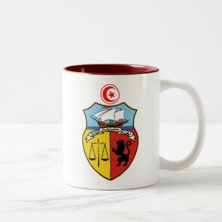 チュニジアCOA ツートーンマグカップ