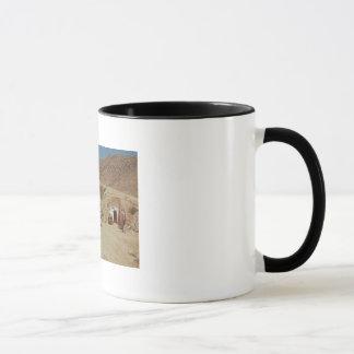 チュニジアMatmataの村 マグカップ