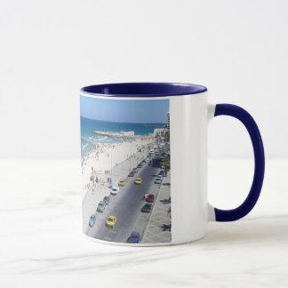 チュニジアSousseのビーチ マグカップ