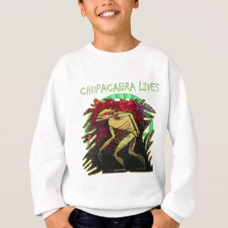 チュパカブラの生命 スウェットシャツ