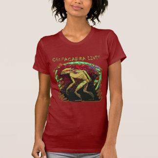 チュパカブラの生命 Tシャツ