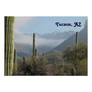 チューソンの砂漠 ポスター