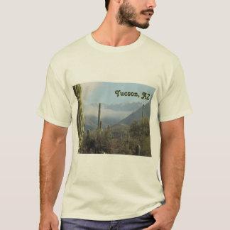 チューソンの砂漠 Tシャツ