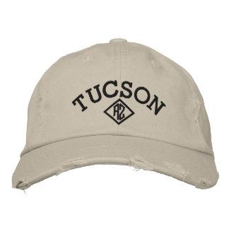 チューソン、AZ 刺繍入りキャップ
