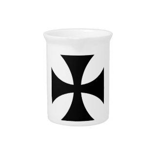 チュートンの騎士十字#4 ピッチャー