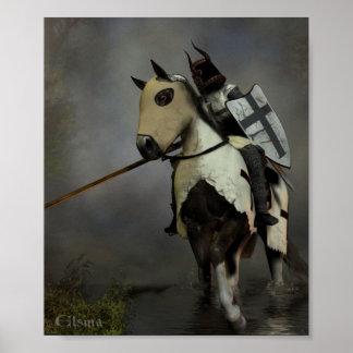 チュートンの騎士 ポスター