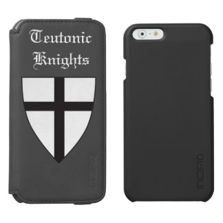 チュートン順序の紋章付き外衣 INCIPIO WATSON™ iPhone 5 財布型ケース