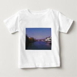 チューリッヒスイス連邦共和国デジタルart. ベビーTシャツ