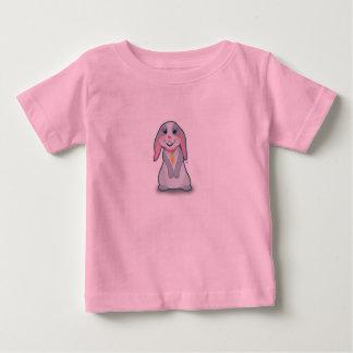 チューリップの乳児のワイシャツ ベビーTシャツ