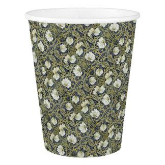 チューリップの緑の妖精 紙コップ