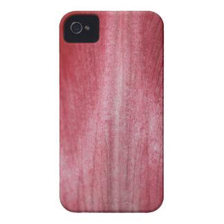 チューリップの花弁のマクロ Case-Mate iPhone 4 ケース