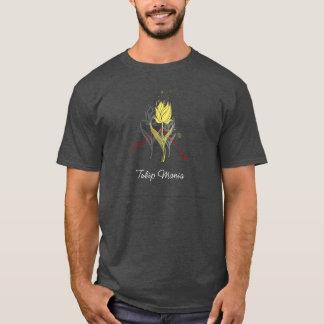チューリップマニアの株式市場のTシャツ Tシャツ