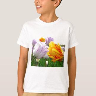 チューリップ愛 Tシャツ