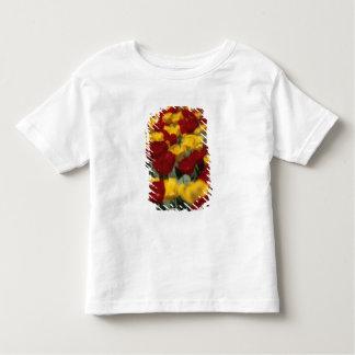チューリップ トドラーTシャツ