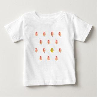 チューリップ ベビーTシャツ