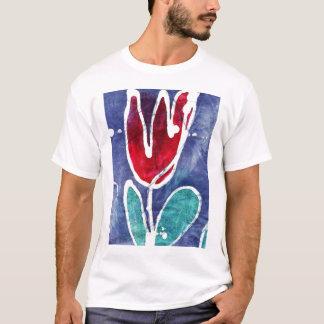 チューリップ Tシャツ