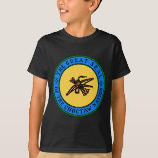 チョクトー族のシール Tシャツ