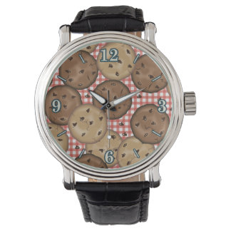 チョコチップクッキー 腕時計