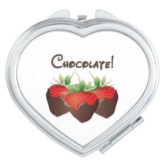 チョコレートいちご愛