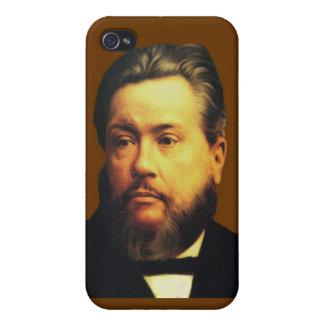 チョコレートのチャールズH Spurgeon iPhone4例 iPhone 4 Case