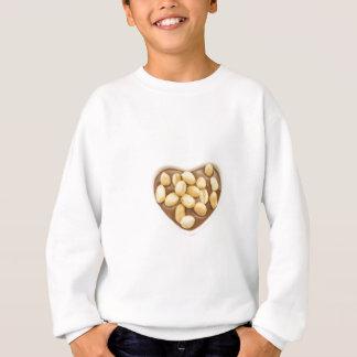 チョコレートのピーナツ スウェットシャツ